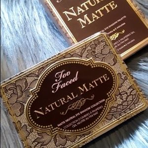 New👌Two Faced Natural Matte!